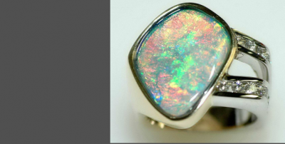 Boulder Opals: Limited Only By Your Imagination